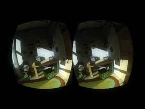 Today in Oculus Rift - Innovative Software Featuring X-Men and More 2