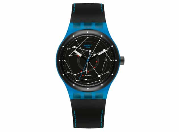 This Swatch Watch is Cheap and Made by Robots 6