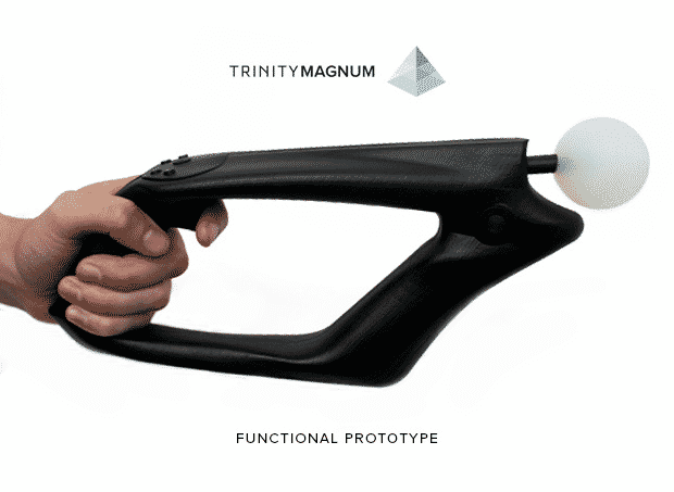 Trinity Magnum VR Controller Makes Oculus Rift Even More Realistic 6