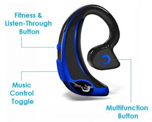 Earphones set to make waves in the gym 7