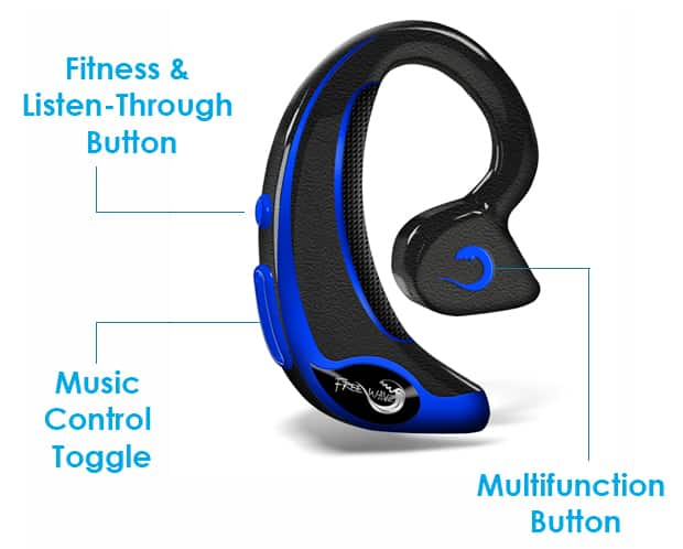 Earphones set to make waves in the gym 1