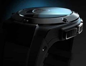 HP and Gilt Groupe show stylish smartwatch 4