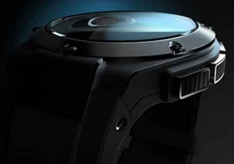 HP and Gilt Groupe show stylish smartwatch 9