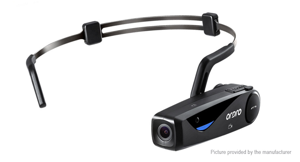 ordro EP5 1080p Full HD Wearable Camera