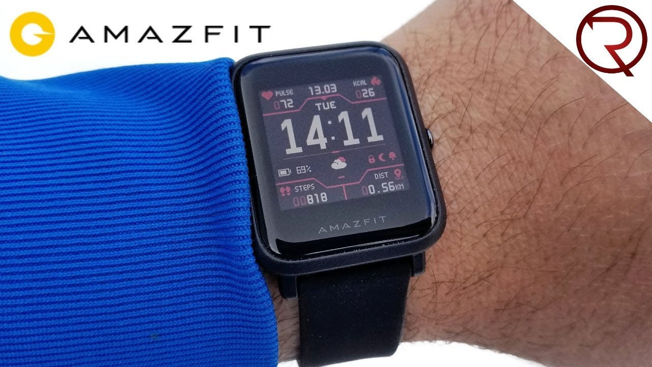 A Great and Affordable Smartwatch - Amazfit Bip REVIEW ...