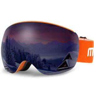 AKASO OTG Ski Goggles 10