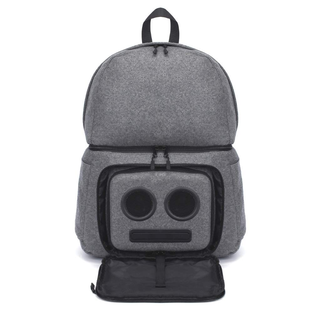 Backpack Cooler with 20-Watt Bluetooth Speakers & Subwoofer 2