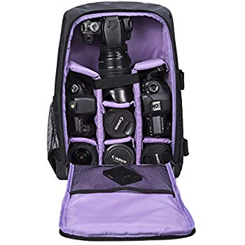 Camera Backpack Waterproof by G-raphy for ...