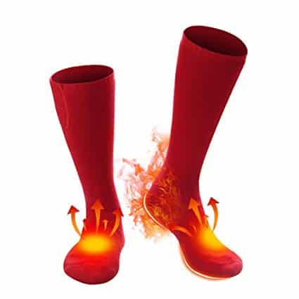 Daintymuse Battery Heated Socks 3