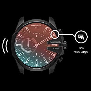 Mega Chief Hybrid Smartwatch 13