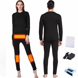 FERNIDA Insulated Heating Underwear 1