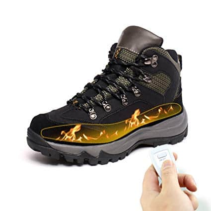 Men's Rechargeable Electric Heated Boots 22