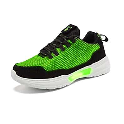 Unisex Fiber Optic LED Light-Up Shoes 20