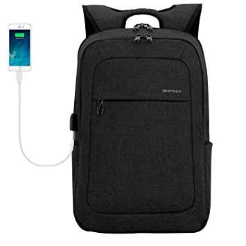 Kopack Slim Business USB Backpack 3