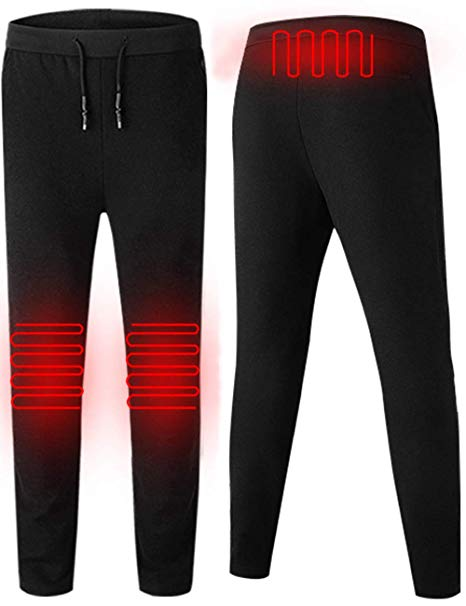 Men's Heated Pants 2