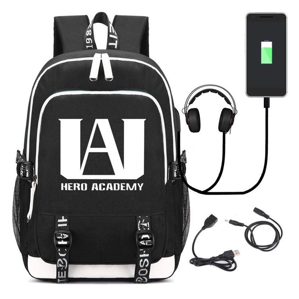 Backpack Laptop with USB Charging Port 7