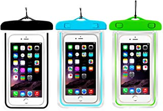 CaseHQ Universal Waterproof Phone Case with Neckband
