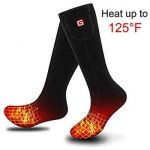 Unisex Heated Socks 9