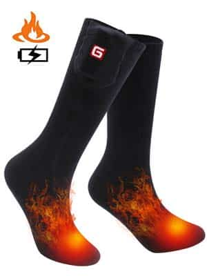 Rechargeable Electric Heated Socks 3