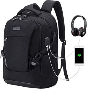 Daypack with USB Charging & Headphone Port 12