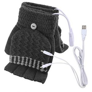 Wired Fingerless Hands Warmer 7
