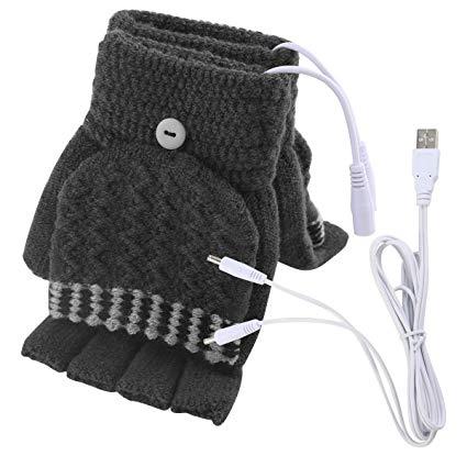 Wired Fingerless Hands Warmer 2