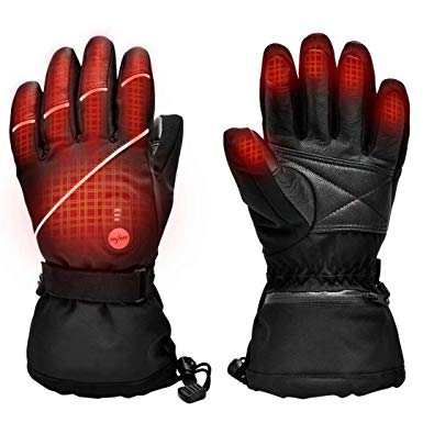Savior Heated Gloves 12
