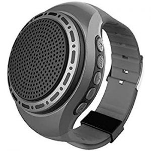 Bluetooth Speaker Watch 4