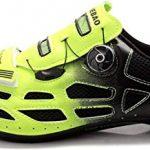 Tiebao Auto Lock Quick Lace Style Bicycle Shoes 2