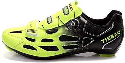 Tiebao Auto Lock Quick Lace Style Bicycle Shoes 21