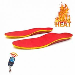 Wireless Remote Control Heated Insoles 6