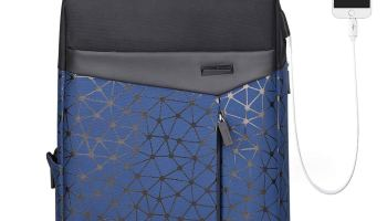 Aoking Anti-Theft Slim Cool Backpack