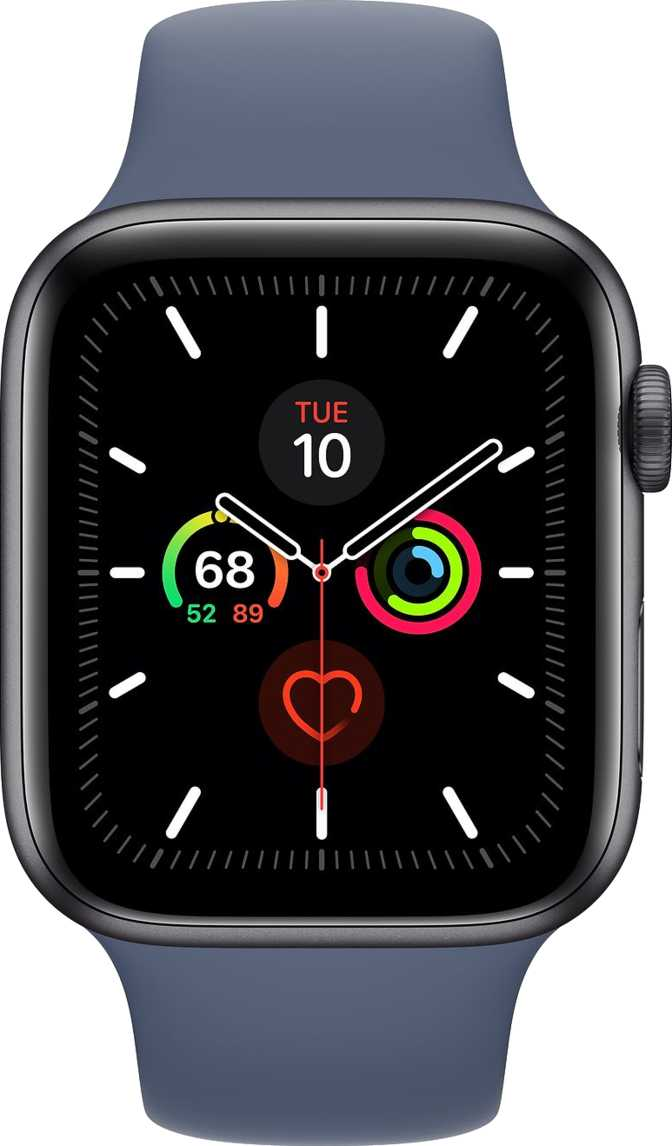 Apple Watch Series 5 GPS Aluminium Case 44mm review   94 ...