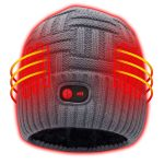 Heated Hat with Rechargeable Battery 6