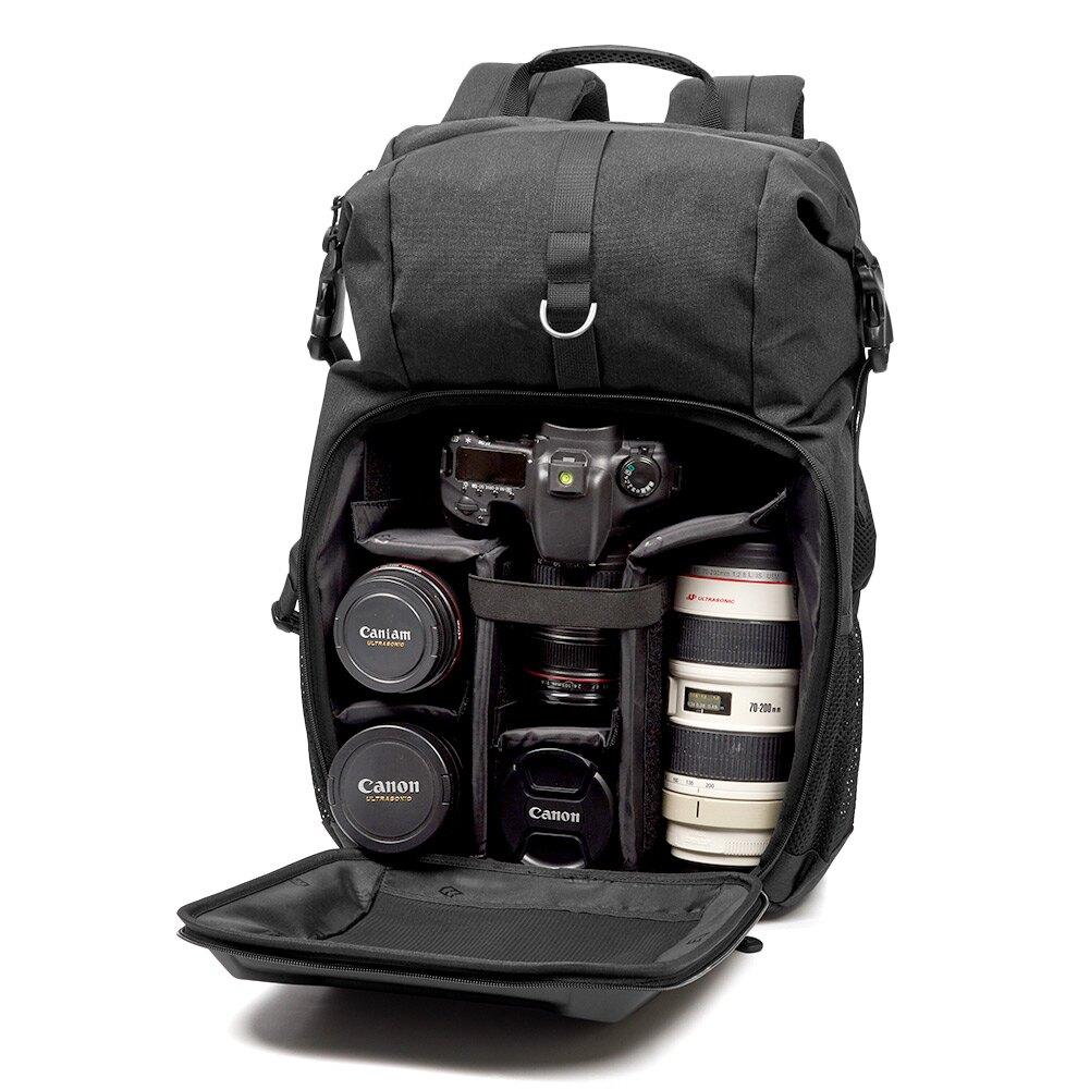 BlueMall: Camera Bag, Evecase Shell DSLR Camera / 15.6 ...