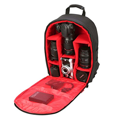 "Camera Bag & Case Accessories Backpack Waterproof 16"" X 13 ..."