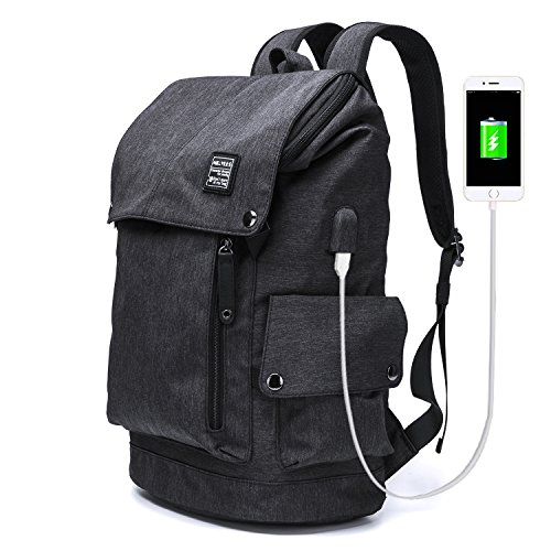 Travel Backpack with USB Charge Port 2
