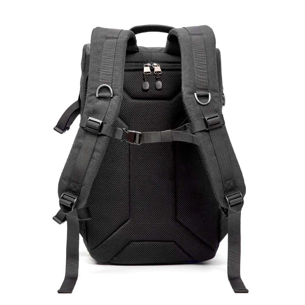 Evecase Hard Shell SLR DSLR Camera Bag Backpack, Travel ...
