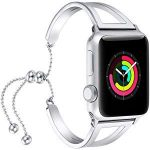 Bangle Cuff Bracelet Band for Apple Watch 9