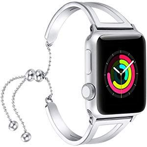 Bangle Cuff Bracelet Band for Apple Watch 4