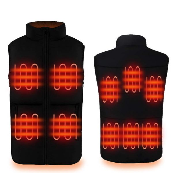 Men's Heated Vest 4