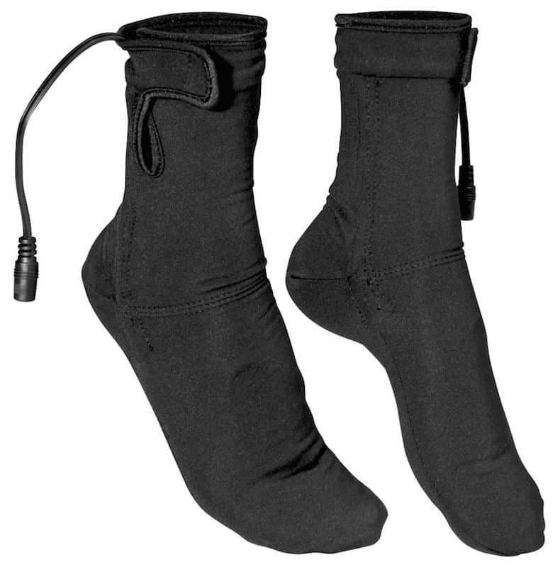 Heated Motorcycle Socks 2
