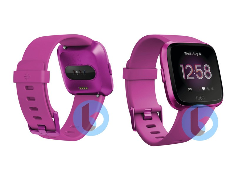Fitbit Versa 2 reportedly leaked in new renders | Android ...
