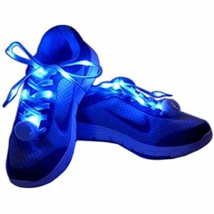 Nylon Light-Up Shoelaces 7