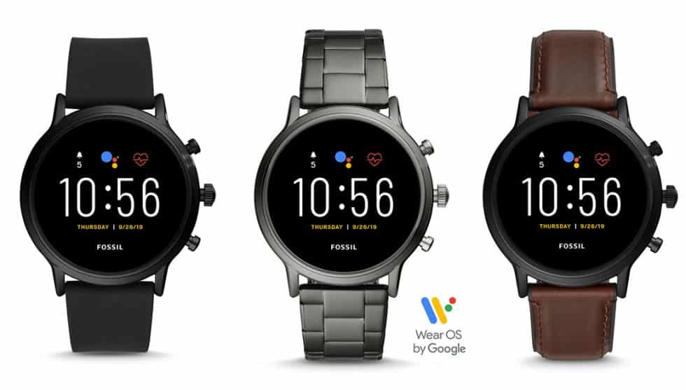 Fossil Gen 5 Carlyle 1