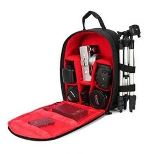 G-raphy Camera Bag (Rain Cover + Tripod Storage) 13