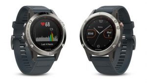 Garmin Fenix 5 Rugged Smartwatch 9