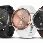 Garmin VivoMove HR Hybrid Smartwatch 30