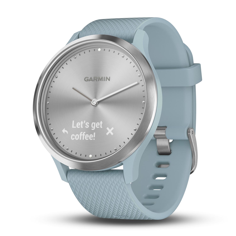 Garmin vivomove HR Sea Foam Smartwatch - 010-01850-18
