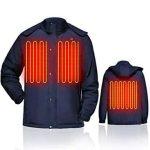 GLOBAL VASION Heated Jacket 7